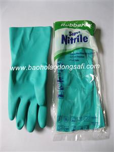bao ho lao dong - Găng tay cao su chống hóa chất nhẹ RNF18