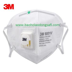 bao ho lao dong - Khẩu Trang 3M 9001V