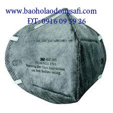 bao ho lao dong - Khẩu trang 3M 9042a