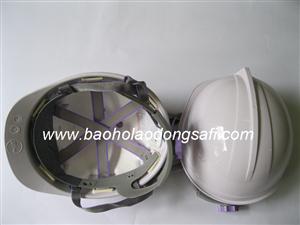 bao ho lao dong - Mũ nhựa Hàn Quốc có lót xốp