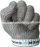 bao ho lao dong - Găng tay inox chống cắt