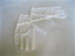 bao ho lao dong - Găng tay vải đông xuân trắng