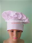 bao ho lao dong - Mũ đầu bếp