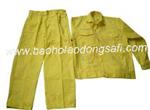 bao ho lao dong - Quần áo bảo hộ vải păngrim HQ dày