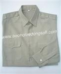 bao ho lao dong - Quần áo bảo hộ vải păngrim HQ