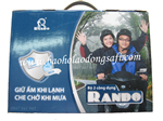 bao ho lao dong - Quần áo mưa Rando 2 lớp