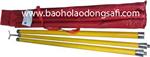 bao ho lao dong - Sào cách điện 35KV ( kiểu nối )